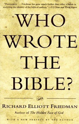 Who Wrote the Bible?   1997 edition cover