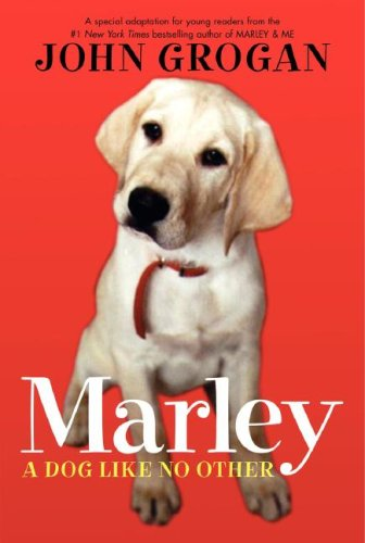 Marley A Dog Like No Other  2008 edition cover