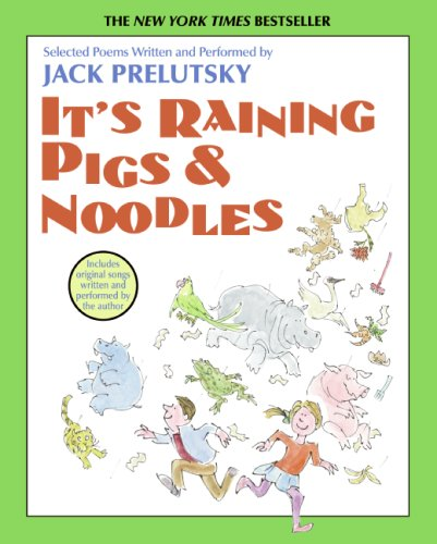 It's Raining Pigs and Noodles:  2008 edition cover