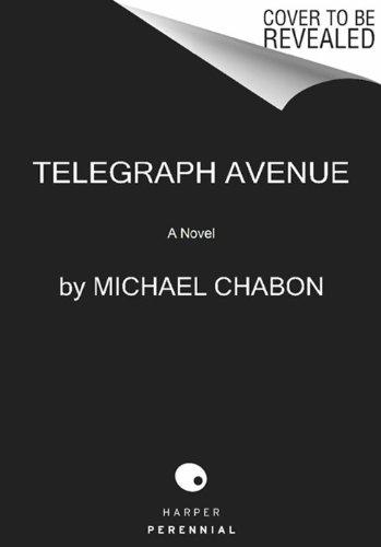 Telegraph Avenue   2012 edition cover