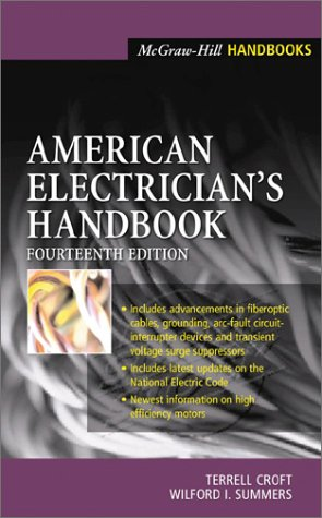 American Electricians' Handbook  14th 2002 (Revised) 9780071377355 Front Cover
