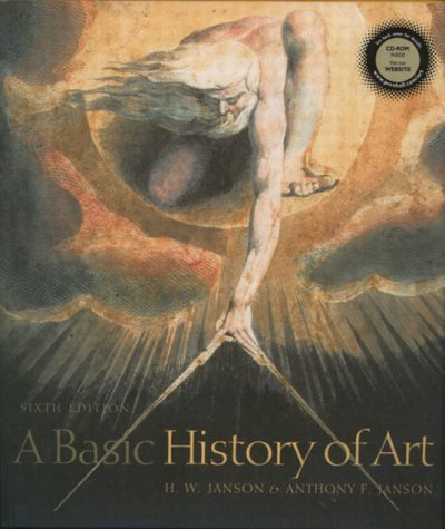 Basic History of Art 6th 2003 edition cover