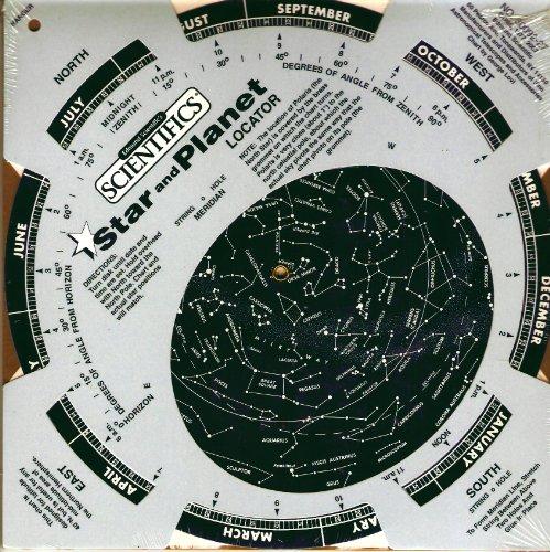 Scientific Star and Planet Locator   2007 edition cover