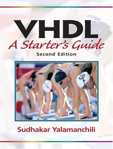 Vhdl A Starter's Guide 2nd 2005 edition cover