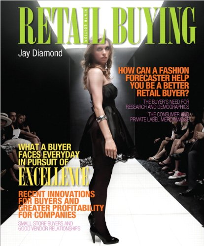 Retail Buying  9th 2013 (Revised) edition cover