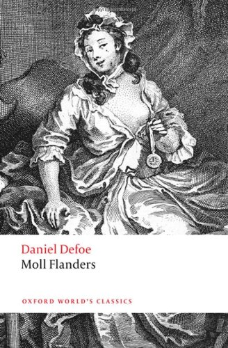 Moll Flanders   2011 edition cover
