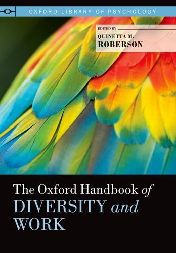 Oxford Handbook of Diversity and Work   2013 9780199736355 Front Cover