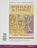 Marriages and Families, Books a la Carte Edition  8th 2015 edition cover