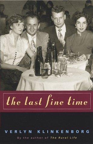 Last Fine Time   1991 edition cover