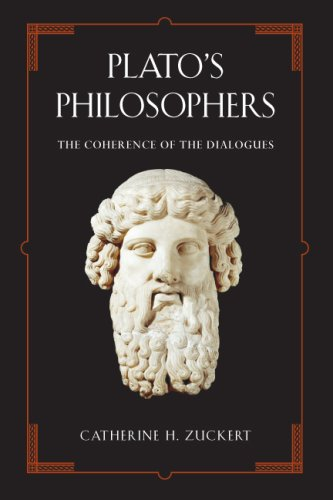 Plato's Philosophers The Coherence of the Dialogues  2009 9780226993355 Front Cover