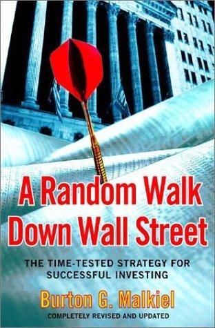 Random Walk down Wall Street  8th 2003 (Revised) edition cover