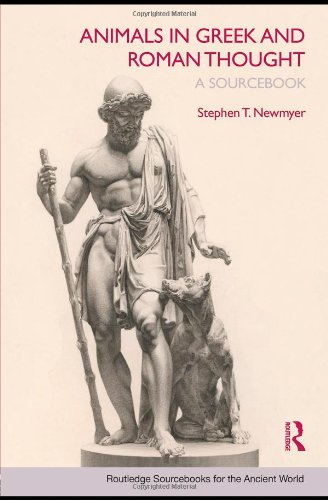 Animals in Greek and Roman Thought   2011 edition cover