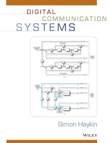 Digital Communication Systems  2nd 2014 edition cover