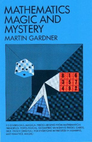 Mathematics, Magic and Mystery  N/A edition cover