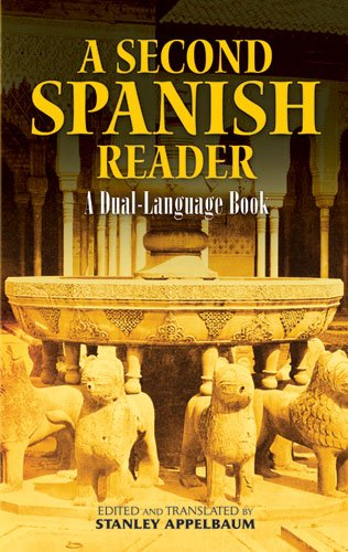 Second Spanish Reader A Dual-Language Book  2009 edition cover