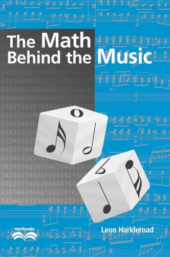 Math Behind the Music   2003 9780521009355 Front Cover