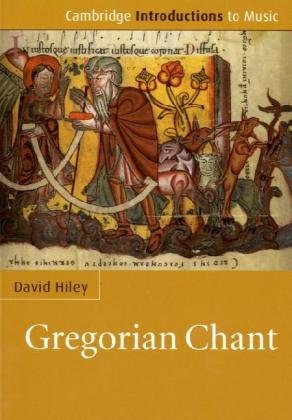 Gregorian Chant   2009 9780521690355 Front Cover