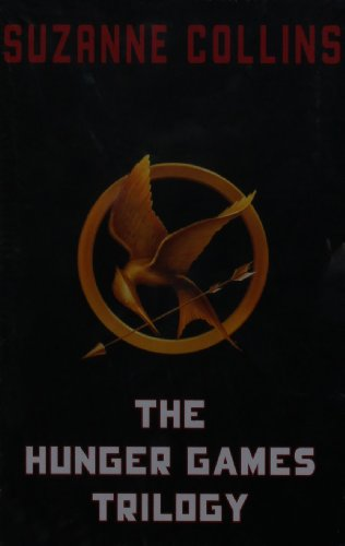 Hunger Games Trilogy The Hunger Games; Catching Fire; Mockingjay N/A edition cover