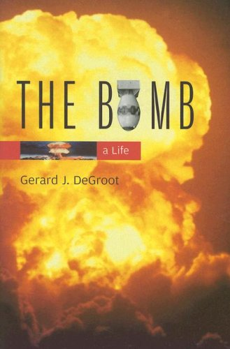 Bomb A Life  2004 edition cover