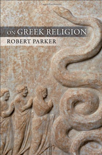On Greek Religion   2011 edition cover