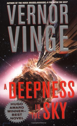 Deepness in the Sky   2000 (Revised) 9780812536355 Front Cover