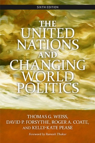 United Nations and Changing World Politics  6th 2010 edition cover