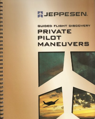 PRIVATE PILOT MANEUVERS N/A edition cover