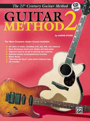 21st Century Guitar Method   1994 (Teachers Edition, Instructors Manual, etc.) edition cover