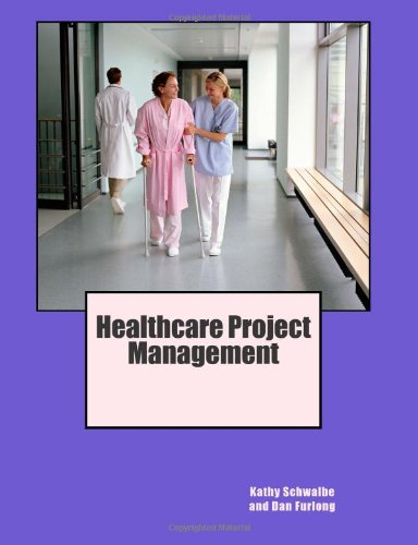 HEALTHCARE PROJECT MANAGEMENT  N/A edition cover
