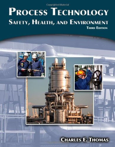 Process Technology Safety, Health, and Environment 3rd 2012 edition cover