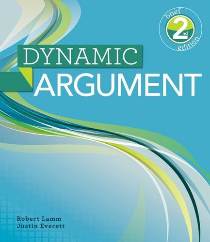 Dynamic Argument, Brief  2nd 2013 edition cover