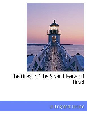 Quest of the Silver Fleece  N/A 9781113876355 Front Cover