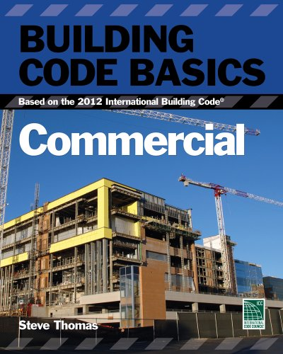 Building Code Basics - Commercial Based on the 2012 International Building Code 2nd 2013 edition cover