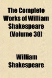 Complete Works of William Shakespeare  N/A edition cover