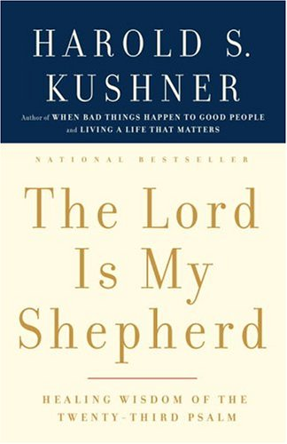 Lord Is My Shepherd   2003 9781400033355 Front Cover