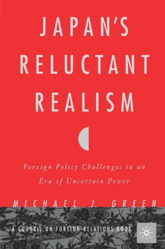 Japan's Reluctant Realism Foreign Policy Challenges in an Era of Uncertain Power  2003 (Revised) edition cover