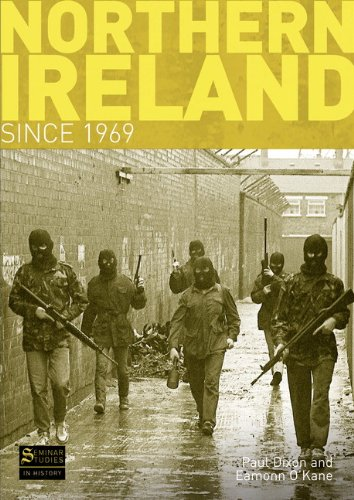Northern Ireland Since 1969   2011 edition cover