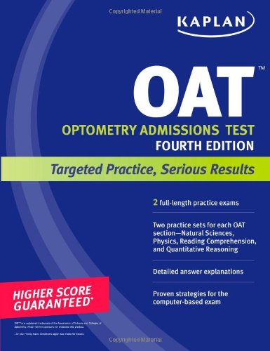 OAT  4th (Revised) 9781419550355 Front Cover