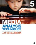 Media Analysis Techniques  5th 2014 edition cover