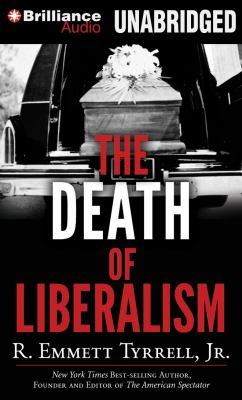 The Death of Liberalism:  2012 edition cover