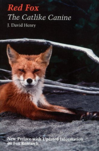Red Fox The Catlike Canine N/A 9781560986355 Front Cover