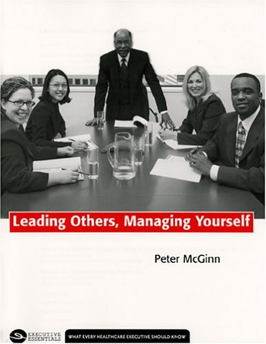 Leading Others, Managing Yourself   2004 edition cover
