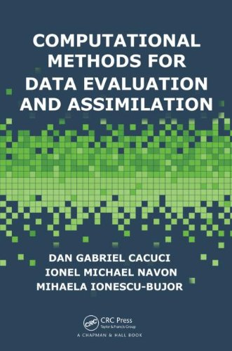 Computing Methods for Data Evaluation and Assimilation   2013 edition cover