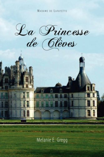 Princesse de Cleves   2006 edition cover