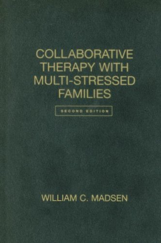 Collaborative Therapy with Multi-Stressed Families  2nd 2007 (Revised) edition cover