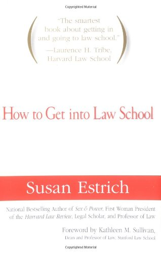 How to Get into Law School   2004 edition cover
