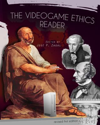 Videogame Ethics Reader   2012 edition cover