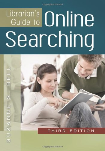 Librarian's Guide to Online Searching  3rd 2012 (Revised) edition cover