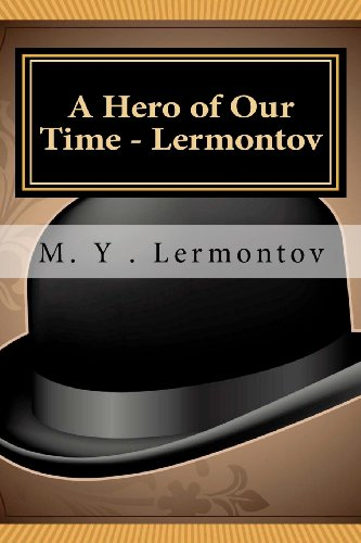 Hero of Our Time - Lermontov  N/A edition cover