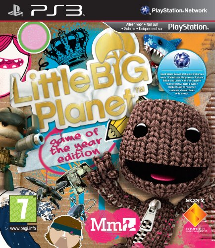 Little Big Planet - Game of the Year Edition (PS3) PlayStation 3 artwork